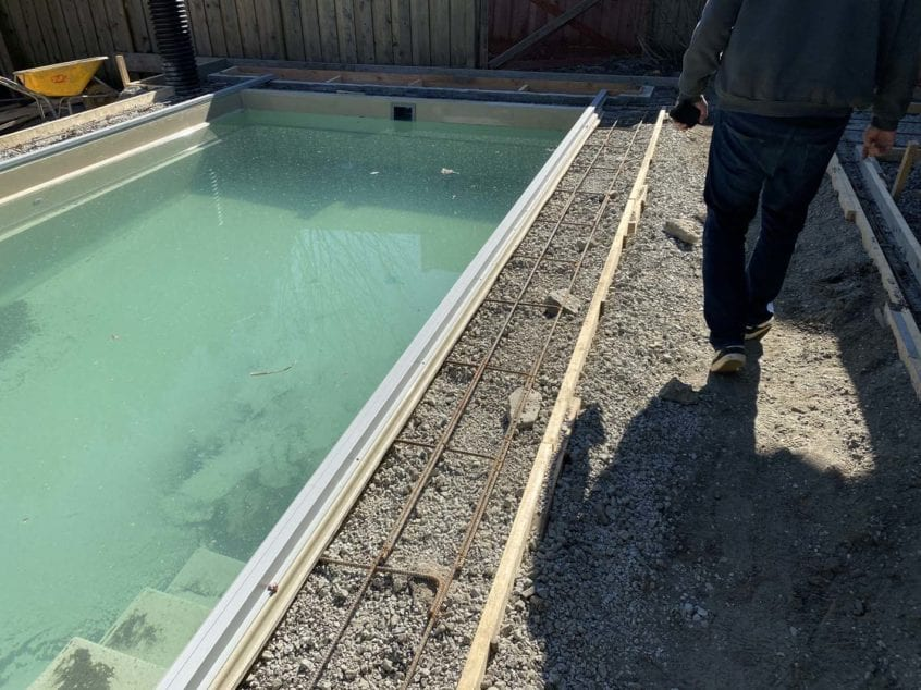 install the right pool for your home in vancouver